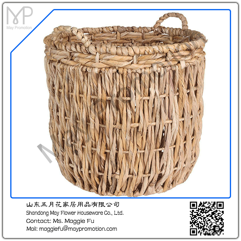 Wicker Laundry Basket. 24